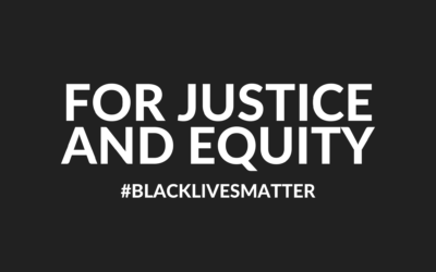 #BlackLivesMatter for Justice and Equity