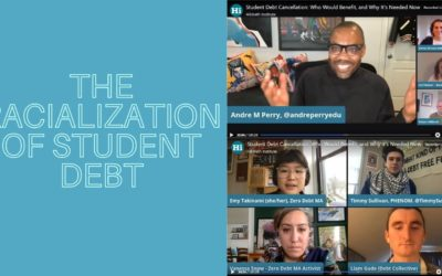 The Racialization of Student Debt